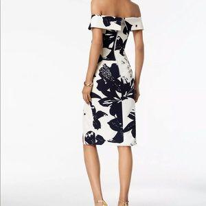 Bardot Dresses - BNWT Bardot off the shoulder dress Size 6